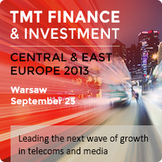 1st TMT Finance & Investment CEE Conference