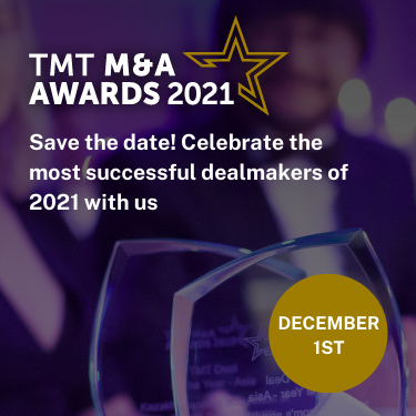 TMT M&A Awards 2021 - Save the Date