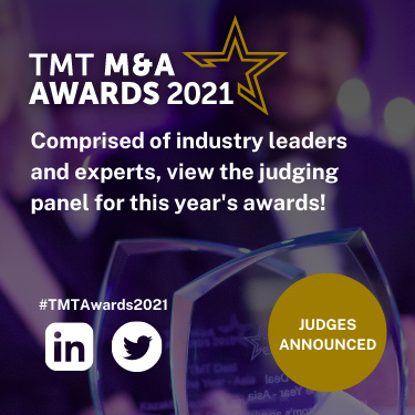 TMT M&A Awards 2021 - Judging Panel Announced