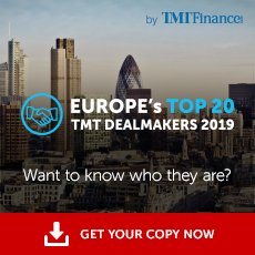 Europe's Top 20 TMT Dealmakers 2019
