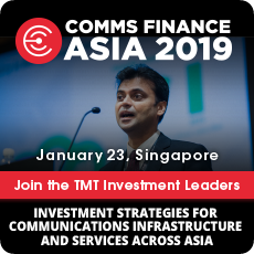 Comms Finance Asia 2019