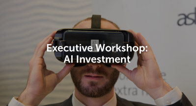 Executive Workshop: AI Investment