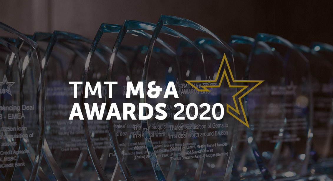TMT M&A Awards 2020