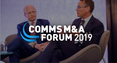Comms M&A Forum 2019