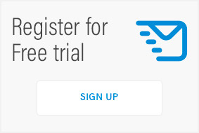 Register for Free trial