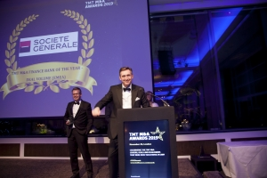 Four banks win TMT M&A Adviser and TMT M&A Financing Bank of the Year at TMT M&A Awards 2019