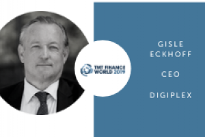 Gisle M. Eckhoff, CEO of Digiplex on innovation within edge computing